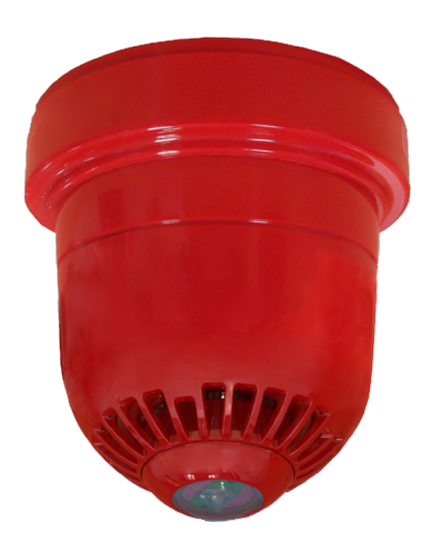 EMS FireCell Audio Visual Alarm Devices
